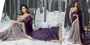most beautiful party wear sarees