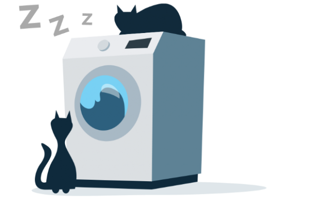 Right Washing Machine