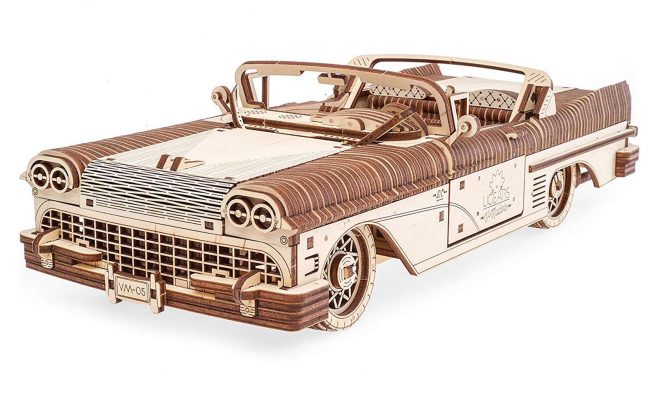 world of wooden models